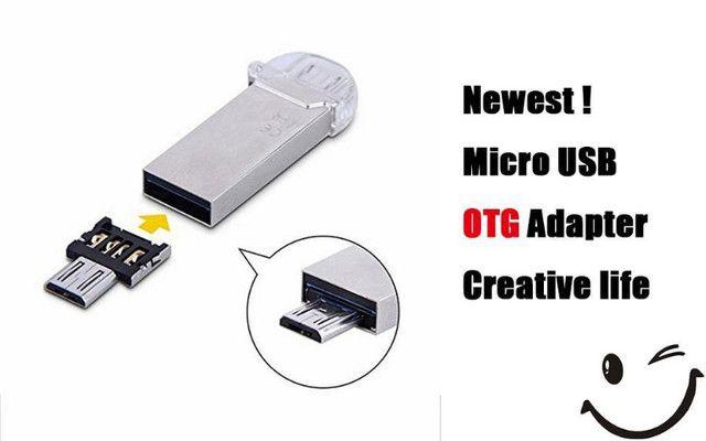 Adaptador Conversor Micro Usb Otg ou Tipo C para Android  Wpp: * - Foto 9