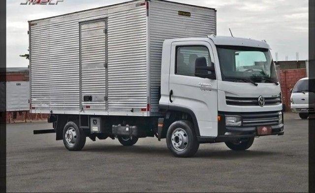 Caminhão pronto pro auto financiamento