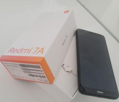 2 Celulares Xiaomi Redmi 7A, 16gb + 2GB de Ram - Foto 2