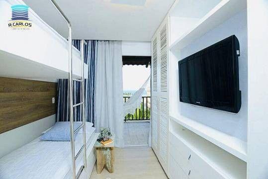 Cobertura belíssima duplex no Porto Das Dunas com vista para o mar.  - Foto 10