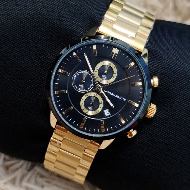 Relógio Masculino Original H.Martin Funcional - Foto 2