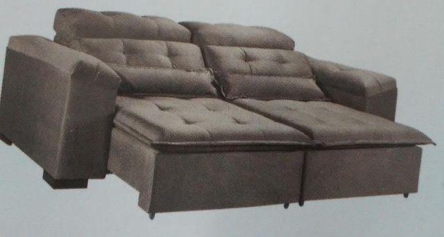 Sofa JM 2,00 No Dinheiro: $ 2.410,00