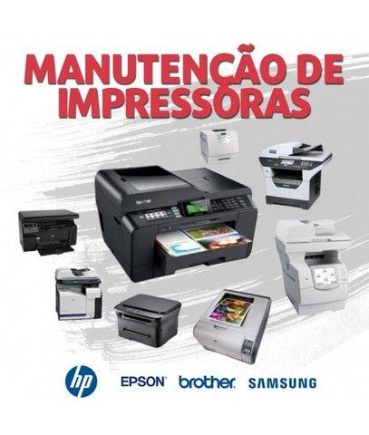 Serviço de Manutenção em Impressoras, Computadores é Notebooks - Foto 2