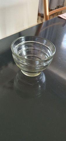 Taça Pote Antigo De Sobremesa Vidro Transparente 10 unidades - Foto 2