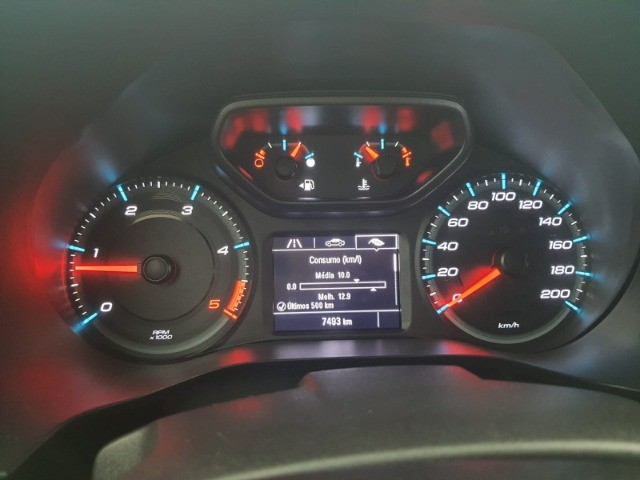 S10 LS 2020 diesel 4x4 completa km 7493 infinity veiculos  - Foto 8