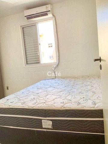 Apartamento semi mobiliado, ótimo apartamento Apto 2 quartoso. - Foto 11