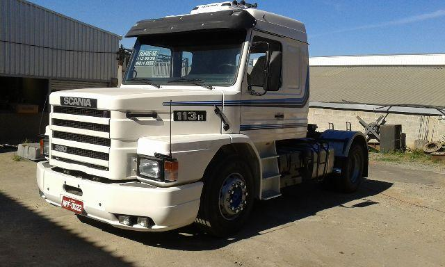 SCANIA 113 H TOP LINE 96/96