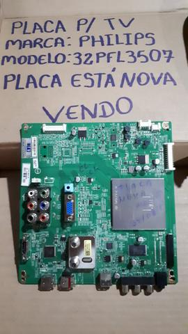 Placa TV philips