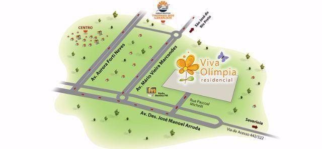 Residencial Viva Olímpia- Direto com Loteadora