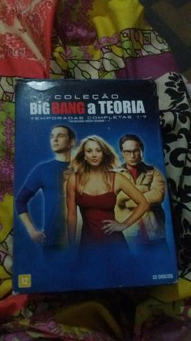 Box série The Big Bang Theory
