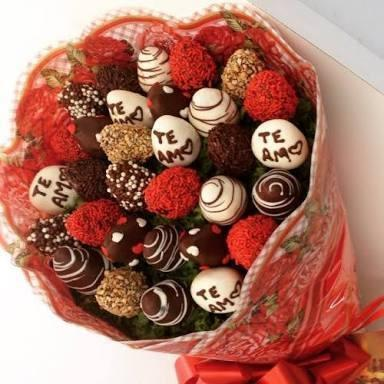 Chocotícia ( Artes em Chocolate)