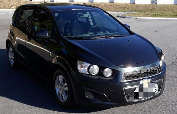 Chevrolet Sonic HB 1.6 AT. 2014