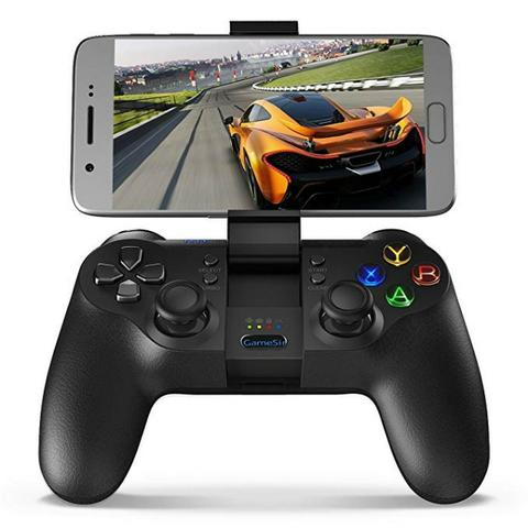Controle Gamesir T1 - IOS, Android, Ps3, Pc, Smartphone e Drone Tello