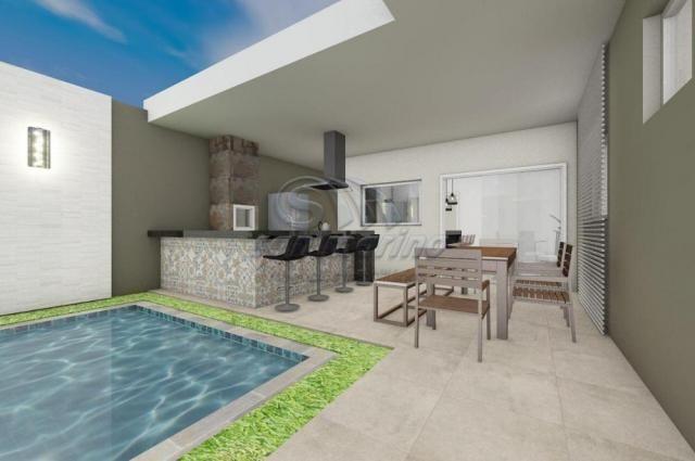 Casa à venda com 2 dormitórios em Jardim bothanico, Jaboticabal cod:V4239 - Foto 19