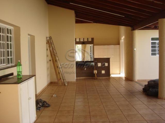 Casa à venda com 3 dormitórios em Jardim nova aparecida, Jaboticabal cod:V4362 - Foto 4