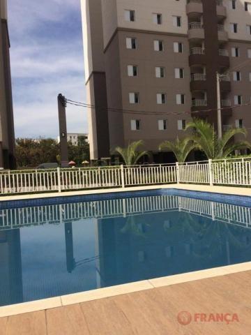 Apartamento à venda com 2 dormitórios em Jardim california, Jacarei cod:V2711 - Foto 18