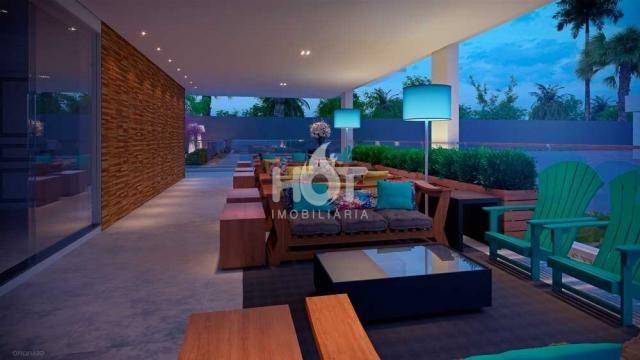 Apartamento à venda com 2 dormitórios em Novo campeche, Florianópolis cod:HI1825 - Foto 17