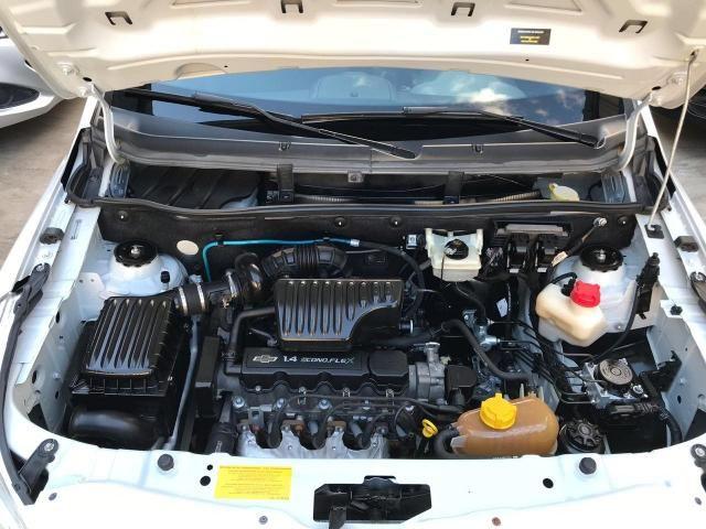 CHEVROLET AGILE 2011/2012 1.4 MPFI LTZ 8V FLEX 4P MANUAL - Foto 11