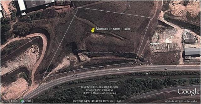 Terreno para alugar em Area industrial, Varzea paulista cod:L813