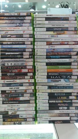 Troca e venda de jogos usados de Xbox 360 leia anuncio - Foto 2