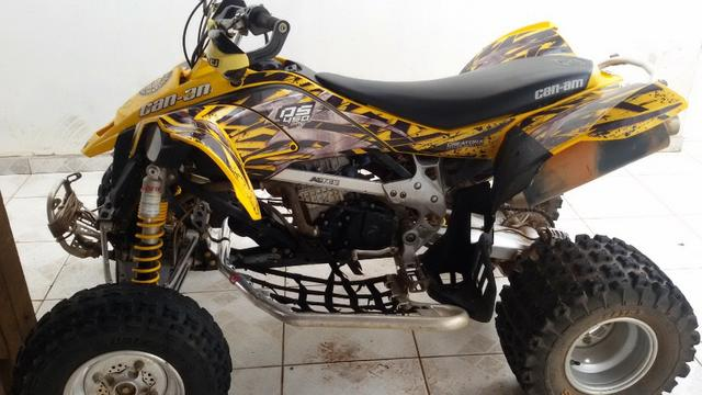 quadriciclo can am efi 450 cc - 2008