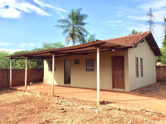 Casa com 2 quartos e quintal no Canaa 1 - Foto 8