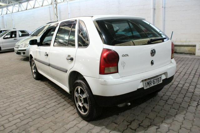 VW Gol 1.0 4P - Repasse | Abaixo da FIPE | Oportunidade - Foto 3