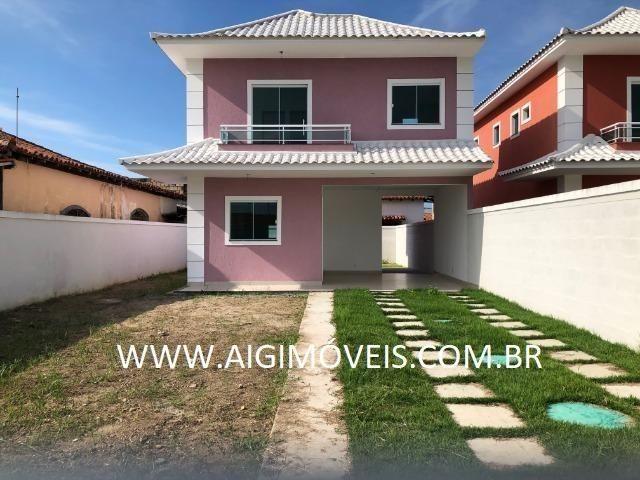 Casa 3 quartos / suíte em Iguaba Grande