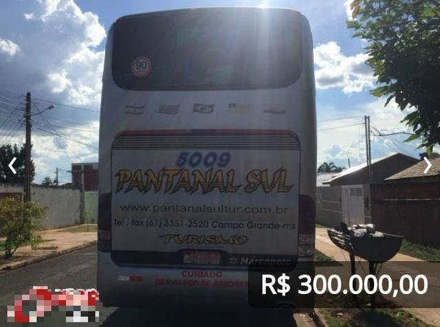 Ônibus Mercedes-Benz 0-500 2009 - Foto 3