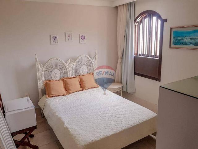 Casa com 4 dormitórios à venda, 400 m² por r$ 890.000 - capim macio - natal/rn - Foto 17