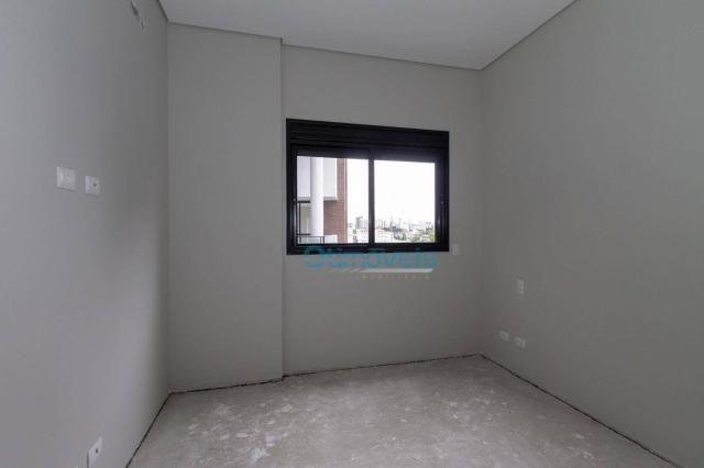 Apartamento com 3 dormitórios à venda, 118 m²- Mercês - Curitiba/PR - Foto 13