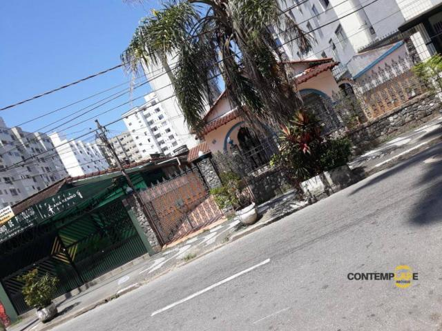 Terreno à venda, 1238 m² por r$ 5.600.000,00 - centro - são vicente/sp - Foto 3