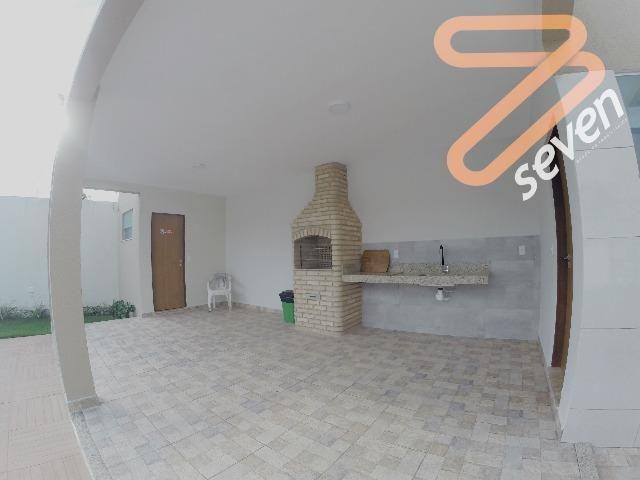Casa - Pium - Cond. Fechado - 3 quartos - 2 vagas -SN - Foto 2