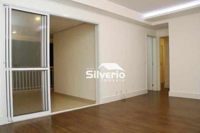 Apartamento com 2 dormitórios à venda, 90 m² por r$ 523.000 - royal park - são josé dos ca - Foto 3