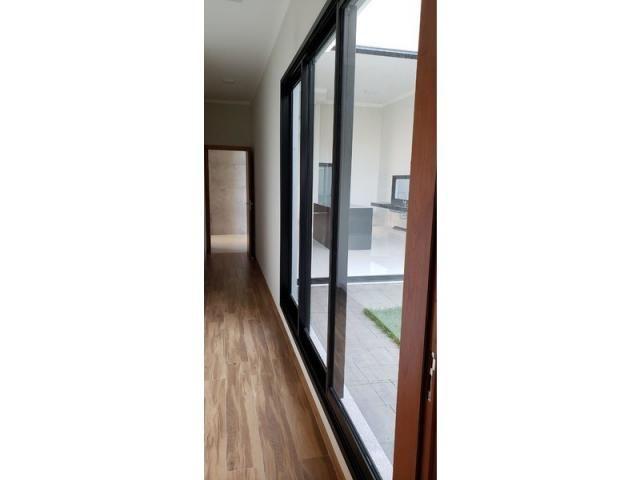 Casa à venda com 3 dormitórios em Condomínio buona vita, Araraquara cod:244 - Foto 9