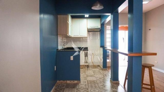 Casa com 3 dormitórios para alugar, 80 m² por r$ 1.950,00/mês - jardim presidente - londri - Foto 10
