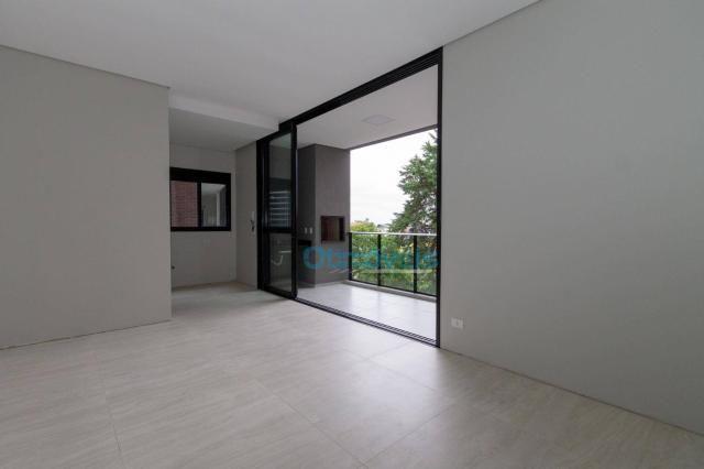 Apartamento com 3 dormitórios à venda, 118 m²- Mercês - Curitiba/PR - Foto 8