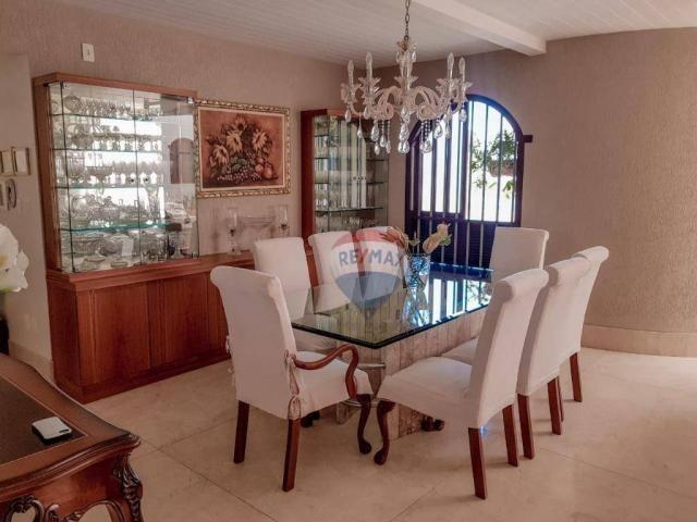 Casa com 4 dormitórios à venda, 400 m² por r$ 890.000 - capim macio - natal/rn - Foto 15