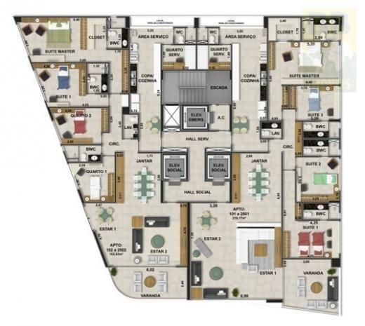 Apartamento para venda em natal / rn no bairro tirol - Foto 16