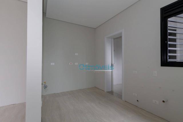Apartamento com 3 dormitórios à venda, 118 m²- Mercês - Curitiba/PR - Foto 5