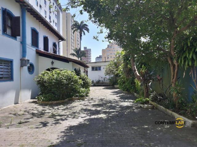 Terreno à venda, 1238 m² por r$ 5.600.000,00 - centro - são vicente/sp - Foto 16