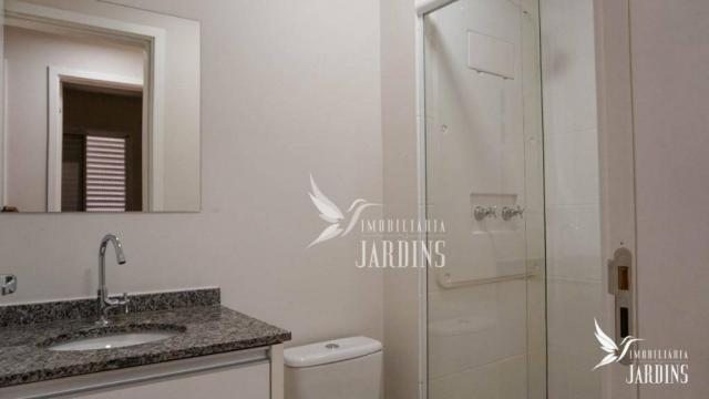 Apartamento com 3 dormitórios para alugar, 70 m² por r$ 1.400,00/mês - centro - londrina/p - Foto 11