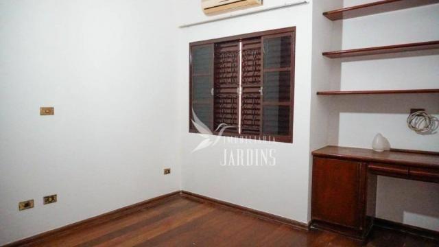 Casa com 3 dormitórios para alugar, 200 m² por r$ 2.100,00/mês - novo aeroporto - londrina - Foto 9