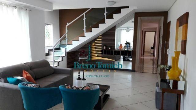 Cobertura com 3 dormitórios à venda, 313 m² por r$ 830.000 - ipiranga - teófilo otoni/mg - Foto 5