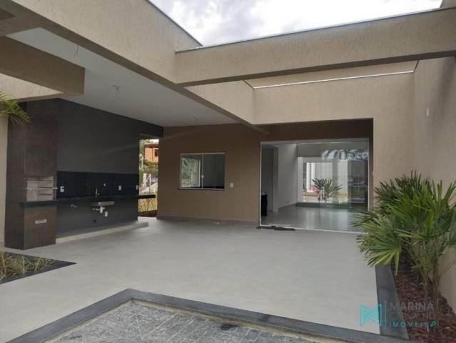 Casa com 2 dormitórios à venda, 242 m² por r$ 1.200.000 - condomínio veredas da lagoa - la - Foto 2
