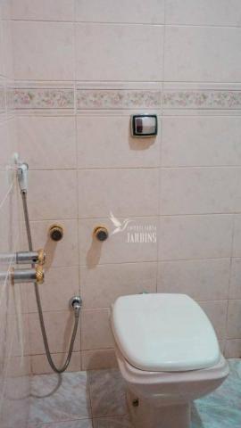 Casa com 3 dormitórios para alugar, 200 m² por r$ 2.100,00/mês - novo aeroporto - londrina - Foto 17