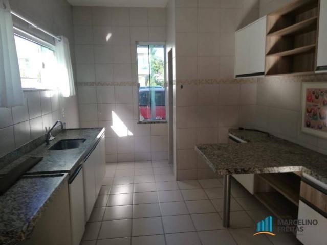 Casa com 4 dormitórios para alugar, 220 m² por r$ 3.509,00/mês - eusébio - eusébio/ce - Foto 15