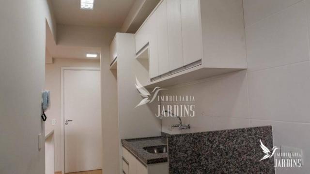 Apartamento com 3 dormitórios para alugar, 70 m² por r$ 1.400,00/mês - centro - londrina/p - Foto 8