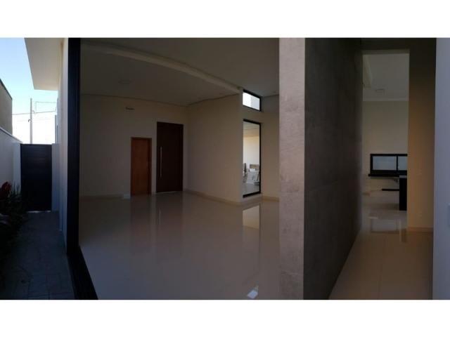 Casa à venda com 3 dormitórios em Condomínio buona vita, Araraquara cod:244 - Foto 12