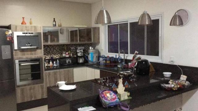 Casa com 5 dormitórios à venda, 360 m² - condomínio parque vale dos lagos - jacareí/sp - Foto 12